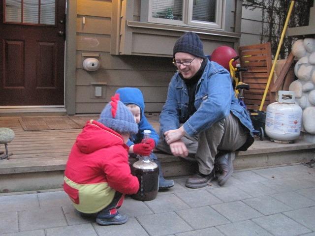 Examining the stout