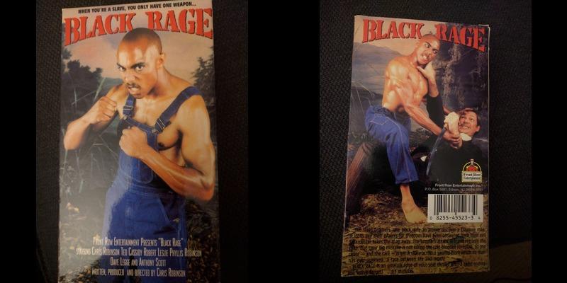 Black Rage!