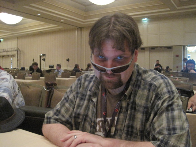 Matt as drugged-out PHP developer